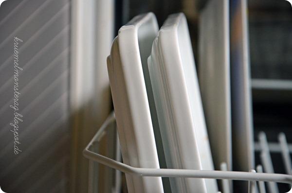 2 von 7 Sachen - Spülmaschine eingeräumt
