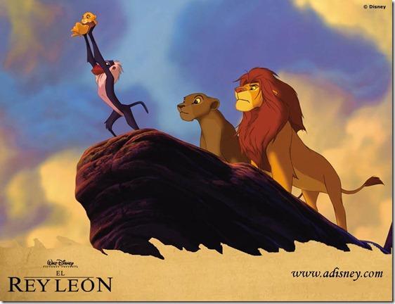 El Rey León,The Lion King,Simba (149)