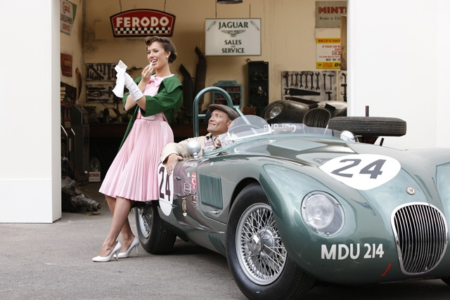 Vintage lovers – look alive! We have 3 sets of tickets to be won for the upcoming Goodwood Revival  on September 16th.