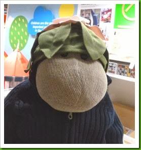 Ikea trifid hat