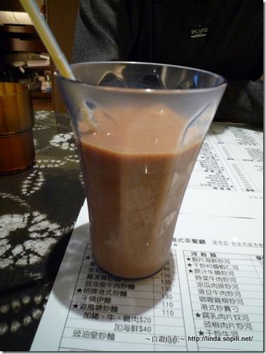 台北東區旺角茶餐廳-3
