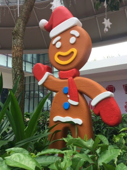 Giant Ginger bread man