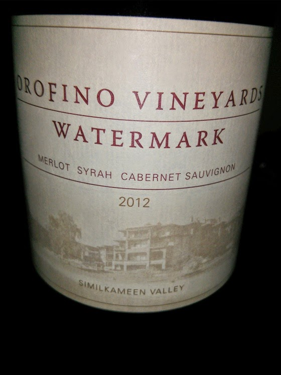 Orofino 2012 Watermark Red Blend