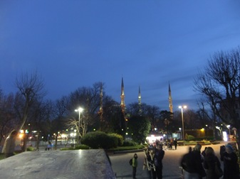 plaza Sultanahmet, Estambul