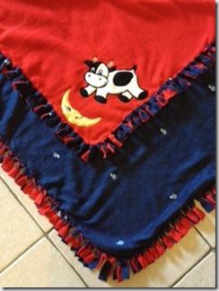 Non Sew Blanket