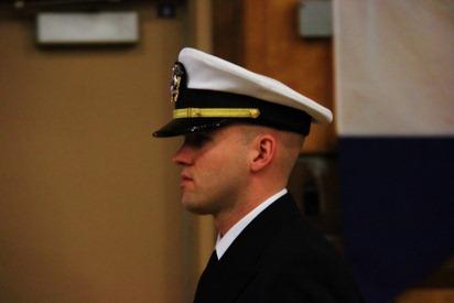 Mark Navy OCS Grad 5