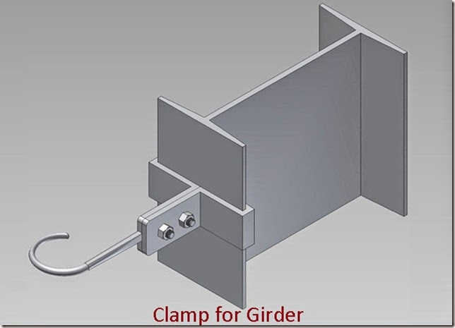 Clamp for Girder_2