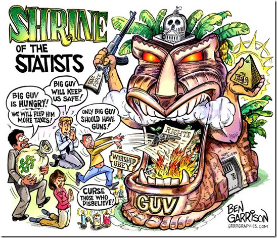 Shrine of Statists
