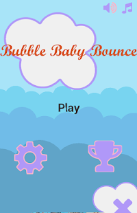 Bubble Baby Bounce - screenshot