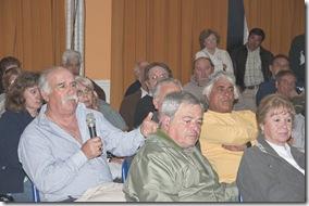 Mañana se realizará la primera asamblea en La Lucila del Mar