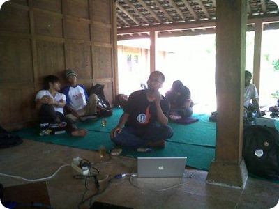 Nuruddin Jauhari - Ngeblog dengan Wordpress