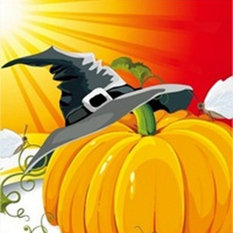16 paquetes de vectores de halloween