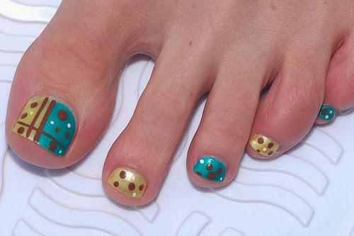 Toenail Polish Designs1 Toe Nail Polish Designs