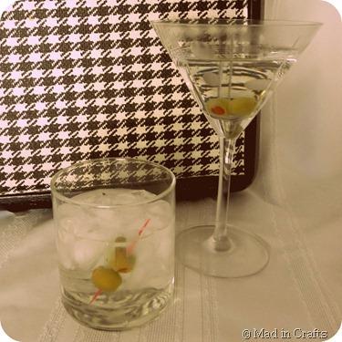 martinis square