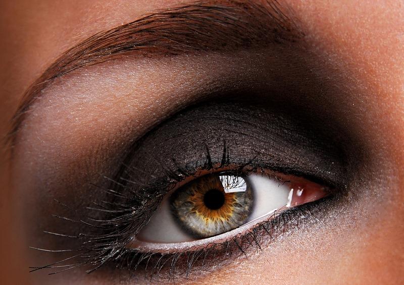 Smokey eyes 01