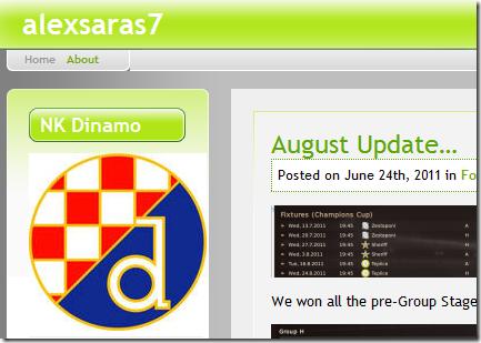Dinamo Zagreb management by alexsaras7