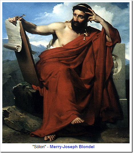 solon of athens essay