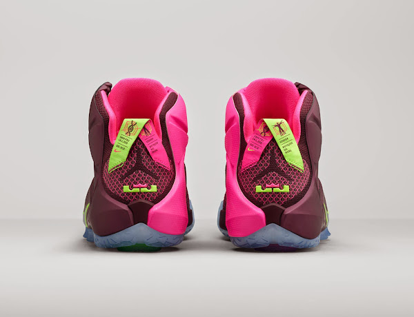 Preview of Upcoming Nike LeBron 12 8220Double Helix8221 Collection