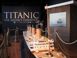 Titanic a Exposição
