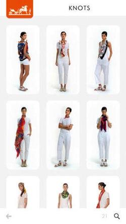 Hermès Silk Knots1