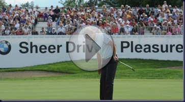 2011 BMW Italian Open Final Round Highlights