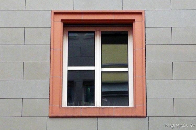 ventana - aldo rossi en berlin
