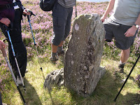 An interesting standing stone.