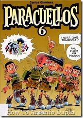 P00006 - Carlos Gimenez - Paracuellos #6