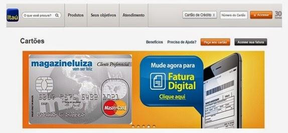 fatura-luiza-mastercard-tirar-2via-magazine-www.meuscartoes.com