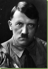 German dictator Adolf Hitler (1889 - 1945).    (Photo by Heinrich Hoffmann/Getty Images)