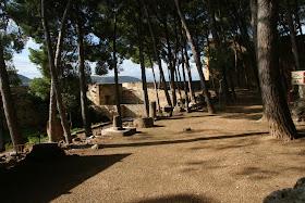 Itinerario de visita a los recintos de la alcazaba andalusí de Denia. A cargo de Josep A. Gisbert, arqueólogo