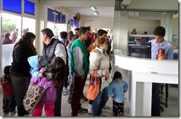 Exitoso operativo de documentación a residentes paraguayos