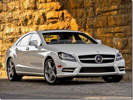 Mercedes-Benz CLS5504