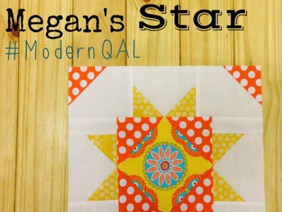 Megan's Star Block {Tutorial}