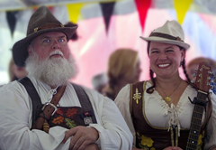 Tomball German Festival 4