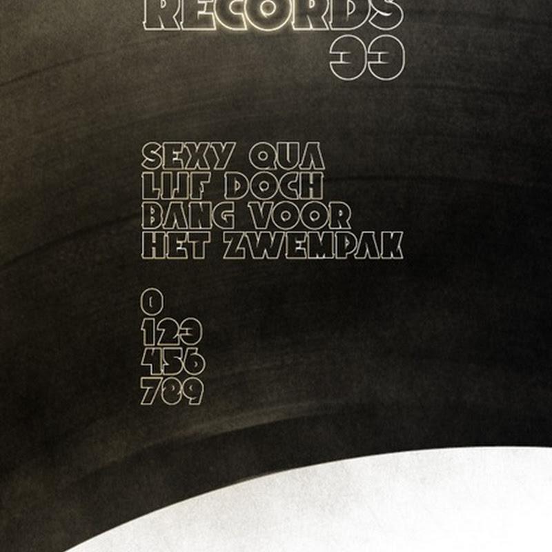 [精選字型] Broken Records – 3D立體字型