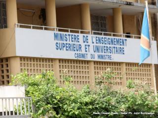 Ministère de l'Esu. Radio Okapi/ Ph. John Bompengo