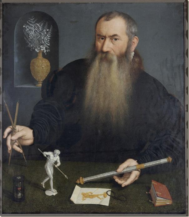 Nicolas de Neuchatel, L'orfèvre Wenzel Jamnitzer