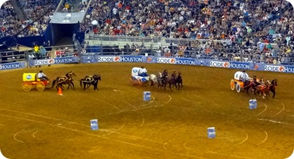 stagecoach racing