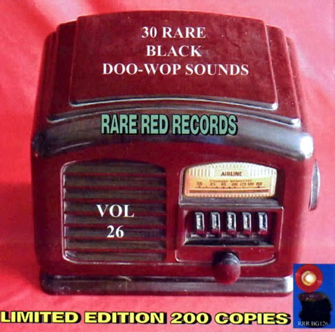 Rare Black Doo-Wop Sounds Vol. 26 - 31 - Front