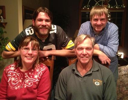 Family in Moorhead