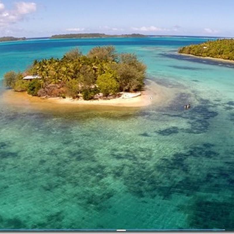 Logbook: Fetoko Island (Vava'u,Tonga)