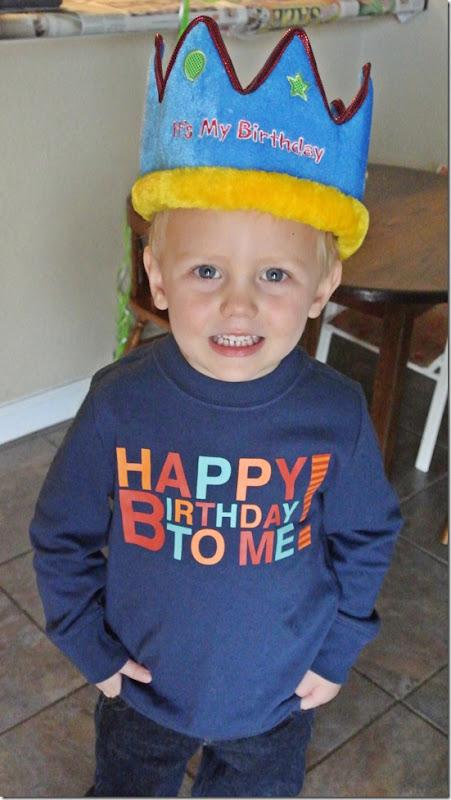 Noah's 3rd Birthday 078
