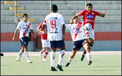 Pacífico FC vs José Gálvez