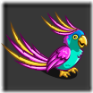 Pink Parrot 100