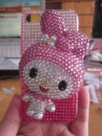 Casing Iphone : Comel dan 'Up to Date'
