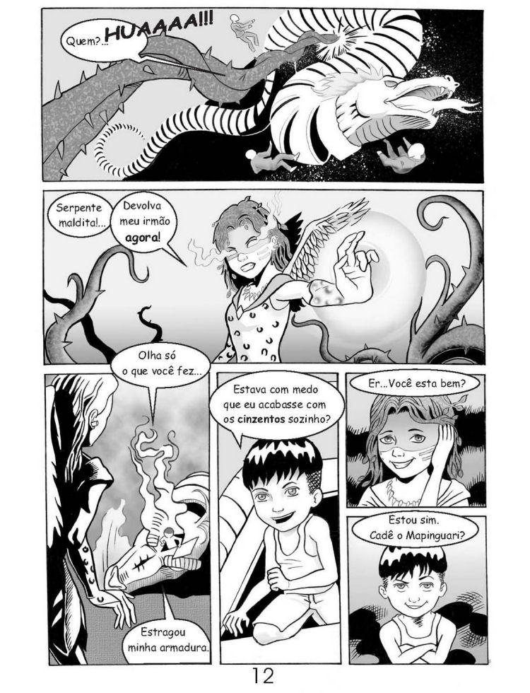 Mapinguari - Pagina 12