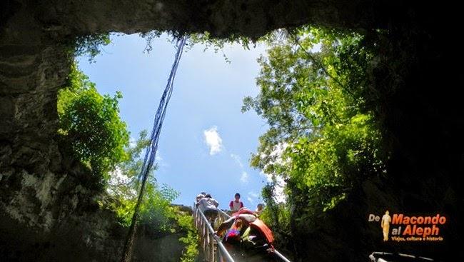 Cenotes de Cuzamá Viaje por Yucatán 4