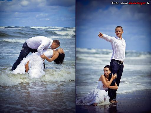 Polecany fotograf nad morzem w Pobierowie