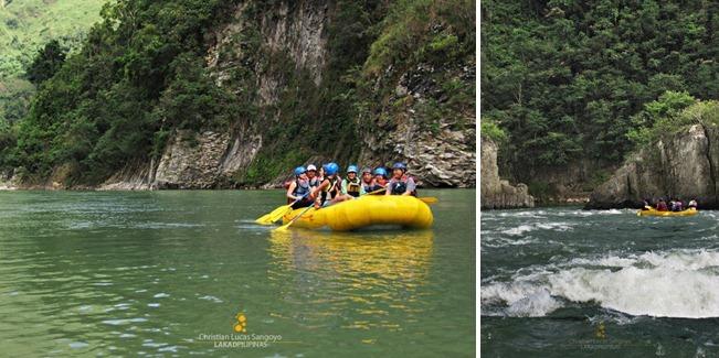 Kalinga Rafting 2 - Lakad Pilipinas
